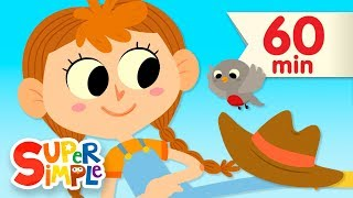 Download The Farmer In The Dell | + More Nursery Rhymes and Kids Songs | Super Simple Songs Video