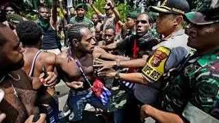 Download Indonesia deploys thousands of troops to Papua region to quell protests Video