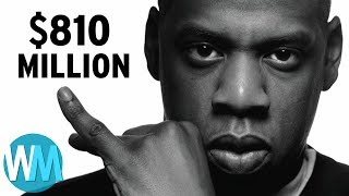 Download Top 10 Richest Rappers Video