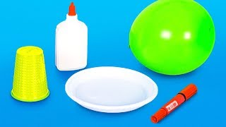 Download 17 COOL CRAFTS YOU CAN MAKE FROM EVERYDAY ITEMS Video