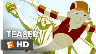 Download Phantom Boy Official Teaser Trailer 1 (2016) - Jean-Pierre Marielle, Audrey Tautou Movie HD Video