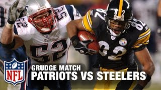 Download Patriots vs. Steelers 2004 AFC Championship Game | Grudge Match | NFL NOW Video