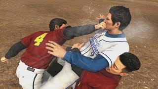 Download Yakuza 6: Baseball Battle - Tsuyoshi Nagumo Boss Fight Video