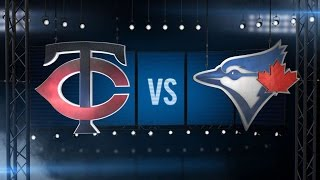 Download 8/26/16: Blue Jays hit four homers in 15-8 win Video