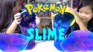 Download DIY Galaxy Slime Giant Surprise Eggs Pokemon Toys - Kids' Toys Video