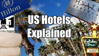 Download American Hotels Explained - What to Know About Hotels in The USA Video