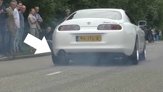 Download The BEST Toyota SUPRA Engine Sounds 2016! Video