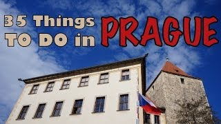 Download 35 THINGS TO DO IN PRAGUE | Europe Travel Guide Video