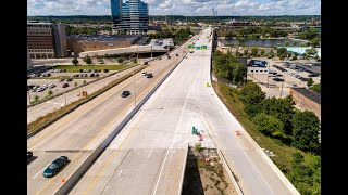 Download Westbound I-196 Bridge over the Grand River - Update Video