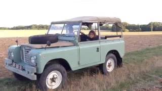 Download A new Land Rover at home : 88 Serie 3 1976 Video