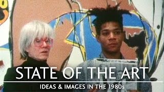 Download SotA in HD - Andy Warhol and Jean-Michel Basquiat - 1986 Video