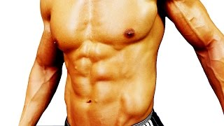 Download Fast Chest and Abs Workout To Get Shredded At Home Video