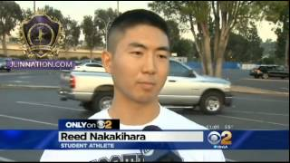 Download White High School Students hurling racial slurs at Asian American basketball player Video