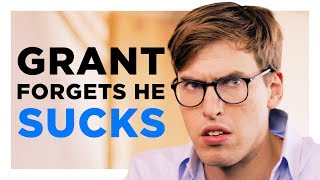 Download Grant Forgets He Sucks | Hardly Working Video