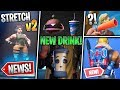 Download New Drink, Stretched v2, Flare Gun, Free Edit Style, July 4th Backbling & More! (Fortnite News) Video