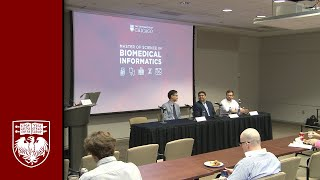 Download Master of Science in Biomeical Informatics Information Session Video