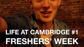 Download Cambridge Vlog 1 - Freshers' Week Video