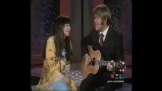 Download Linda Ronstadt & then Glen Campbell - Long, Long Time & Carolina in My Mind Video