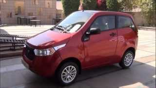 Download Mahindra Reva E2O Electric Car Review- Exteriors, Interiors And Features Video