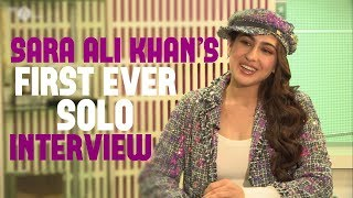 Download Exclusive: Sara Ali Khan Interview Video