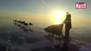 Download Nicolas Vanier, fin de l'odysée au lac Baïkal Video