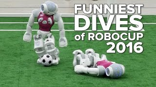 Download Funniest dives of RoboCup 2016 Video