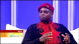 Download Africa Day's significance - Floyd Shivambu Video