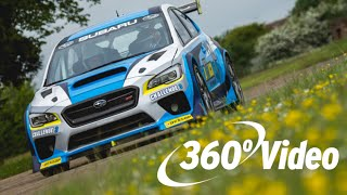 Download Ride INSIDE the Subaru Isle of Man Time Attack Car (360 video) Video