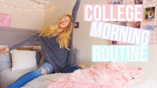 Download college morning routine // vlogmas 9 Video