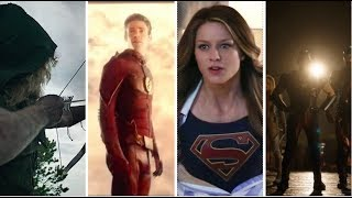 Download Arrowverse - All Opening Intros Video