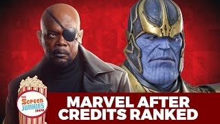 Download Best MCU After Credits Scenes Ranked! Video