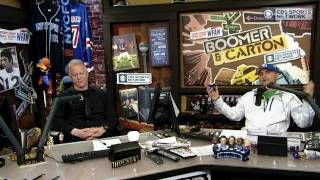 Download Boomer and Carton: How many Hall of Fame players has Tom Brady played with? Video