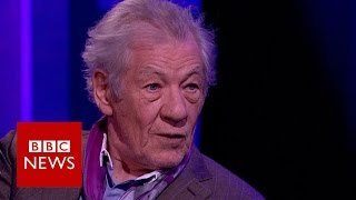 Download Harry Potter: Sir Ian McKellen reveals why he turned down Dumbledore role - BBC News Video