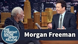 Download Morgan Freeman Snores During Jimmy's Driving Miss Daisy Story Video