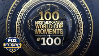 Download The Top 100 most memorable moments in FIFA World Cup™ history | FOX SOCCER Video