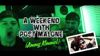 Download A WEEKEND WITH POST MALONE (JIMMY KIMMEL) Video