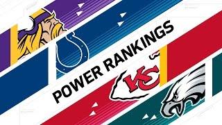 Download Week 12 Power Rankings | NFL Now Video