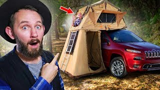 Download 10 of the World's Craziest Tents You Can Actually Buy! Video