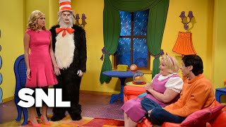 Download The Cat In The Hat and Linda - SNL Video