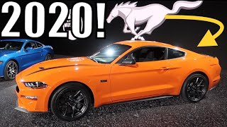 Download 2020 MUSTANG GETS MORE HP & TAKES AIM AT SUPRA MARKET! Video