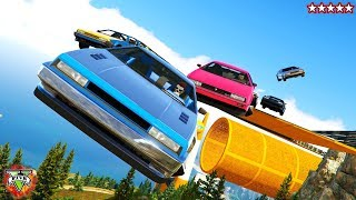 Download GTA 5 NEW DELUXO RACES w/The Crew - GTA5 Online Funny Moments - GTA 5 Online w/ The Crew Video