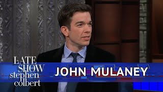 Download John Mulaney Has A Picture Of A Ghost, Maybe Video
