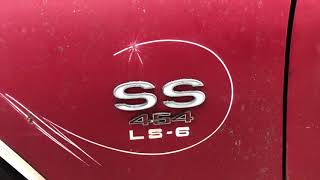 Download 1970 Chevelle SS454 LS6 Barn Find Found In A Huge Car Collection Video