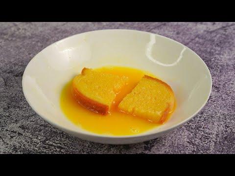 5 Mins Instant Breakfast Recipe | Super Easy & Quick Breakfast Idea | Sweet Bread Toast Recipe