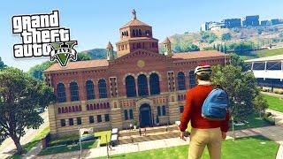 Download GTA 5 PC Mods - REAL LIFE MOD #1! GTA 5 School & Jobs Roleplay Mod Gameplay! (GTA 5 Mod Gameplay) Video