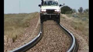 Download Rding the rails in style Nullarbor Australia Video