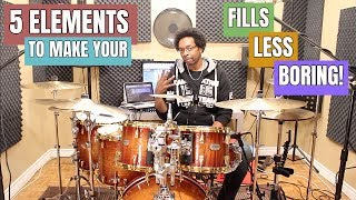 Download HOW TO MAKE Your FILLS LESS BORING! - 5 Elements For Tastier Fills Video