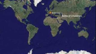 Download World Battleground, 1000 years of war in 5 minutes Video