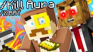 Download MINECRAFT HACKED CLIENT ON UHC!? UHC HACKED MODDED BATTLE! Video