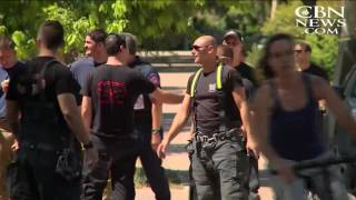 Download US Firefighters Answer Israel's Call for Help Video